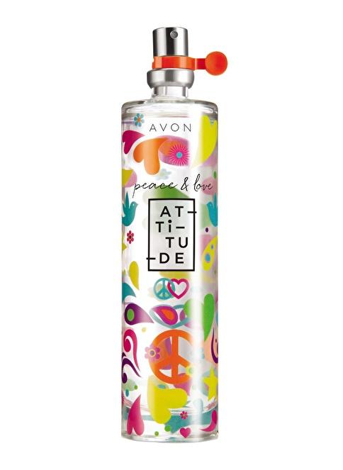 Avon Peace and Love Attitude Kadın Parfüm Edt 50 Ml Renksiz